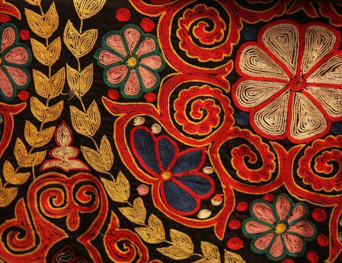 Diseño suzani - IM Diseño de interiores