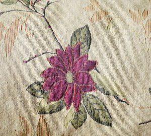 Almohadón Flor