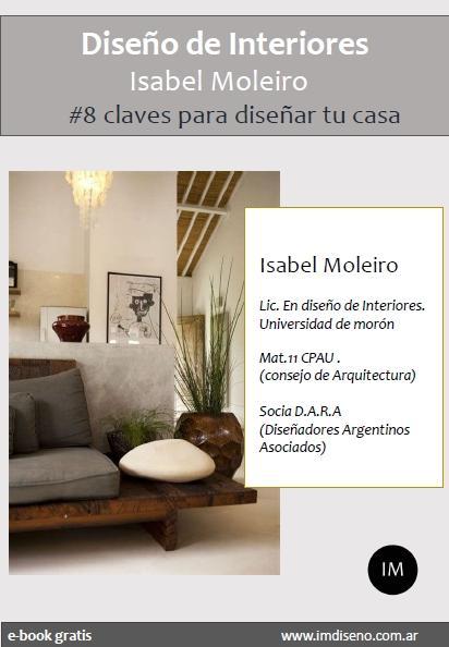 IM Diseño de interiores -8 Claves para diseñar tu casa