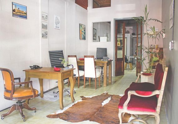 IM Diseño de interiores - Oficina